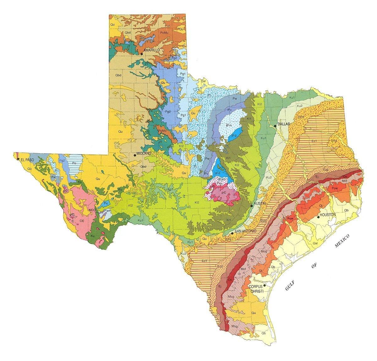 Texas Geological Survey