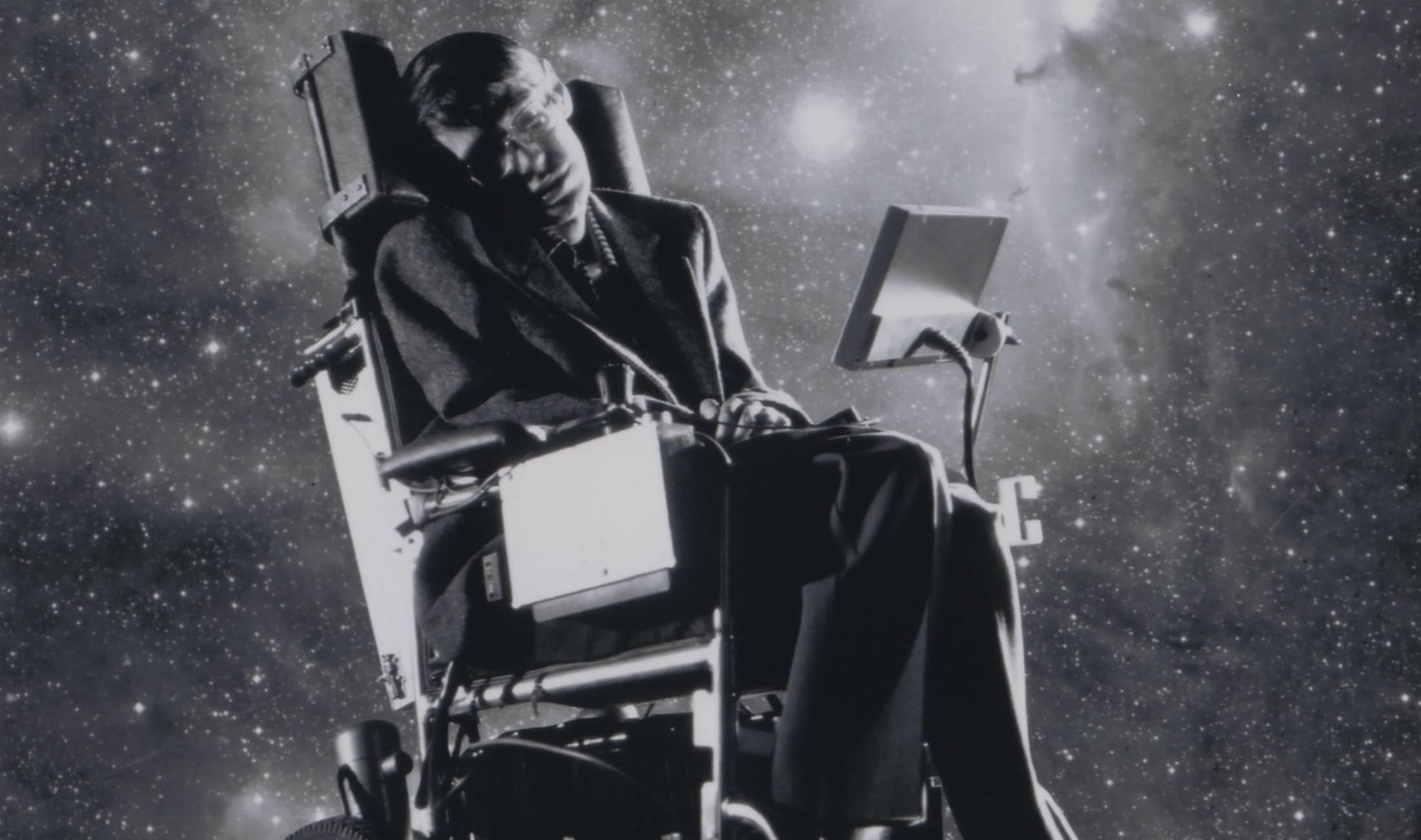 Humorous Hawking