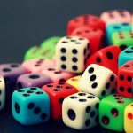 macro-dice-hd-wallpaper