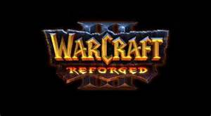 Warcraft III Reforged Logo