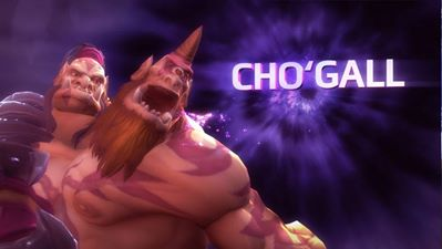 Cho-Gall Heroes of the Storm Blizzard