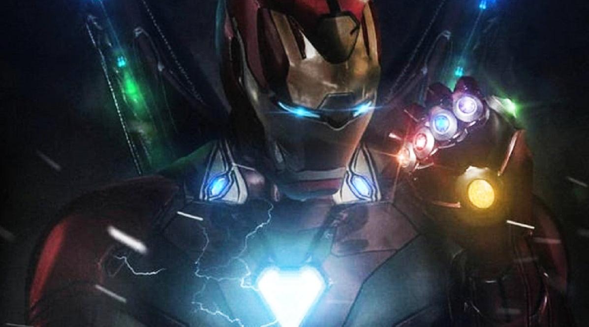 Iron Man Infinity Gauntle -Avengers