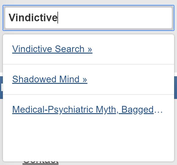 Predictive Search